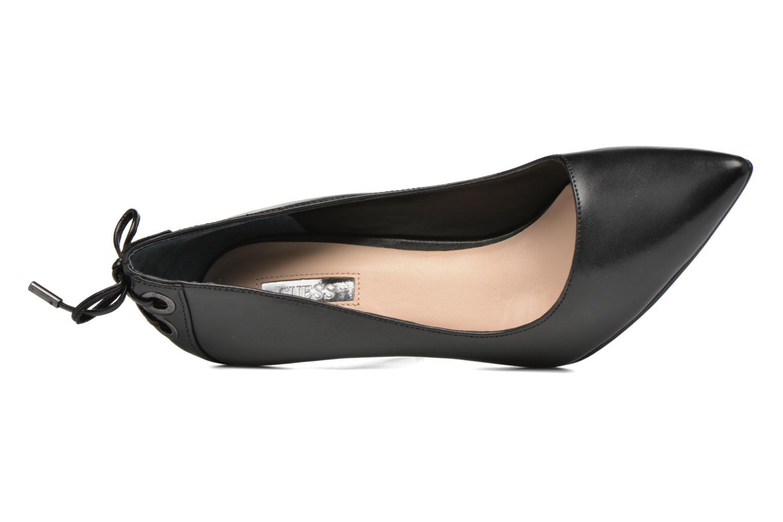 Zapatos de tacón Guess Bristol Negro vista lateral izquierda
