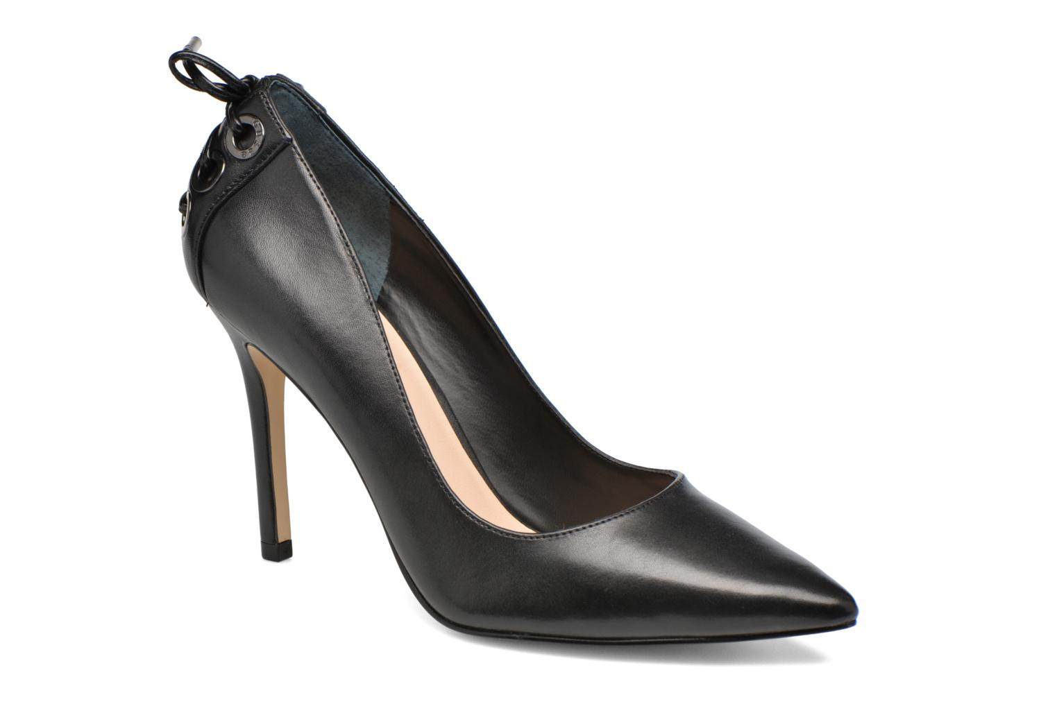 Pumps Guess Bristol Zwart detail