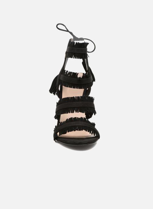 Guess Guess Guess Econi (schwarz) - Sandalen bei Más cómodo a6729d