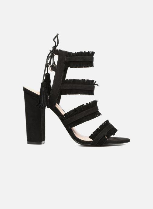 Sandales et nu-pieds Guess Econi Noir vue derrière