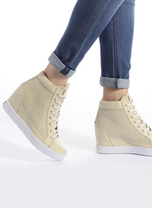 Sneakers Guess Furia Goud en brons onder