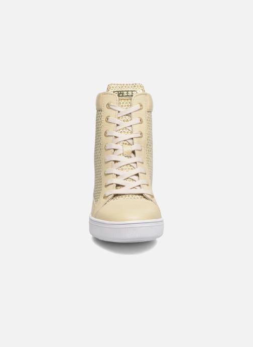 Sneakers Guess Furia Goud en brons model