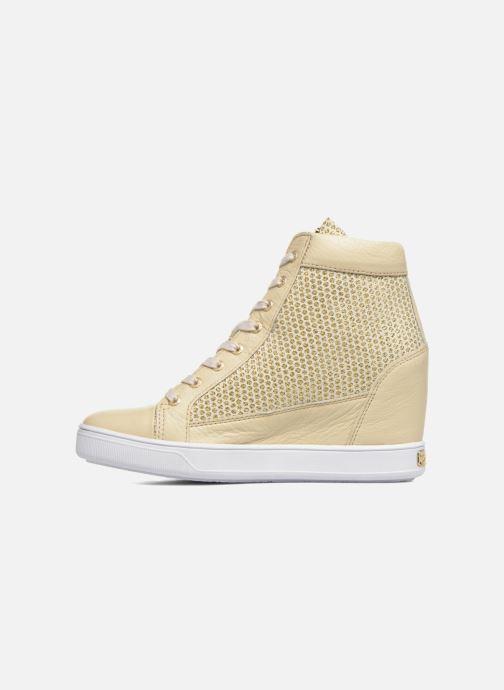 Sneakers Guess Furia Goud en brons voorkant