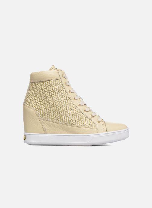 Sneakers Guess Furia Goud en brons achterkant