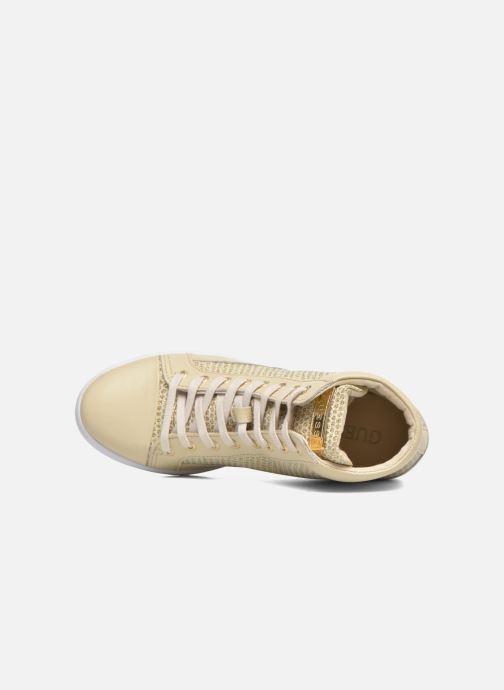 Sneakers Guess Furia Goud en brons links