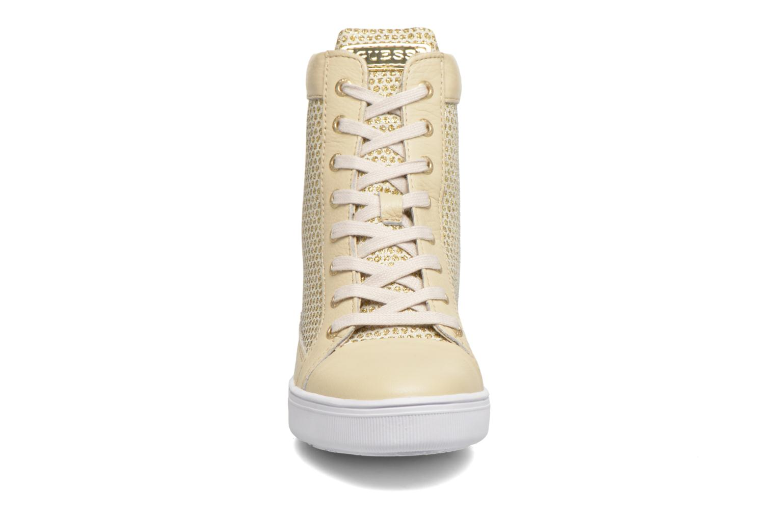 Sneakers Guess Furia Goud en brons model