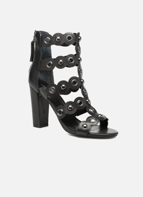 Sandales et nu-pieds Guess Gariza2 Noir vue détail/paire