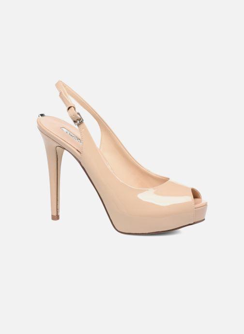 Zapatos de tacón Guess Huele Beige vista de detalle / par