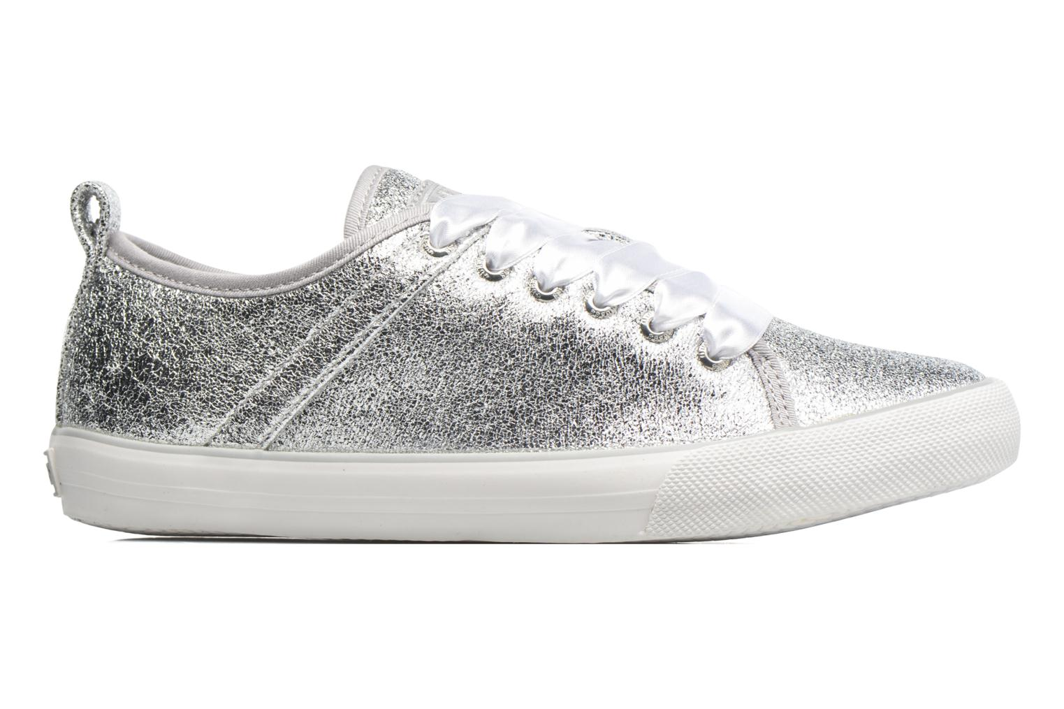 Trainers Guess Jolie Silver back view