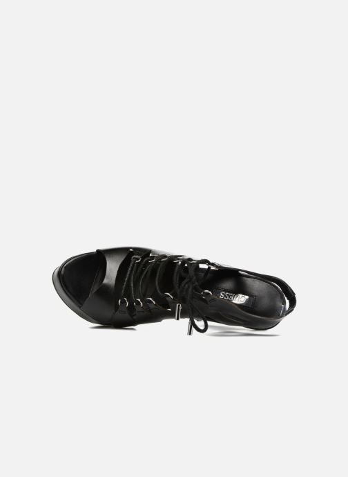 Sandales et nu-pieds Guess Kelisa2 Noir vue gauche