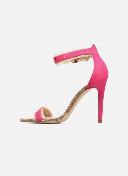 Sandales et nu-pieds Guess Petra Rose vue face