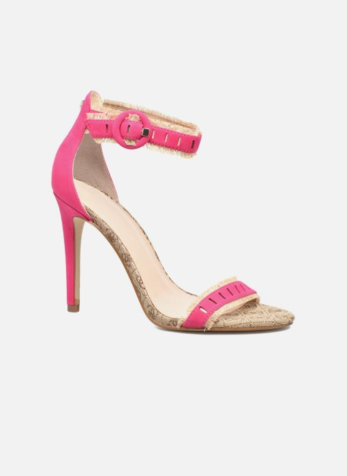 Sandals Guess Petra Pink detailed view/ Pair view