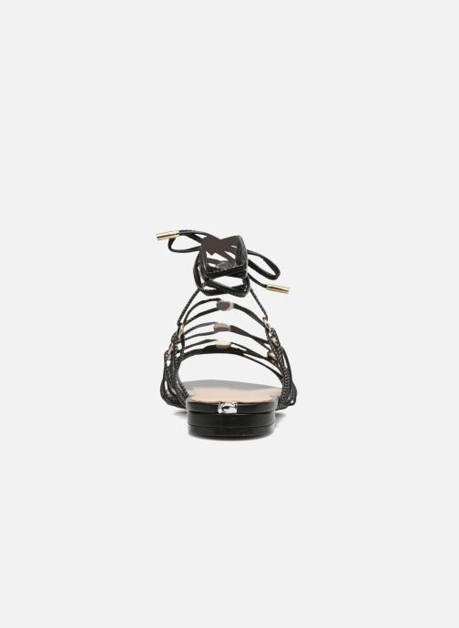 Sandales et nu-pieds Guess Racha Noir vue droite