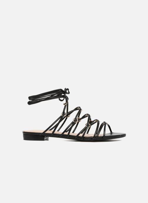 Sandales et nu-pieds Guess Racha Noir vue derrière