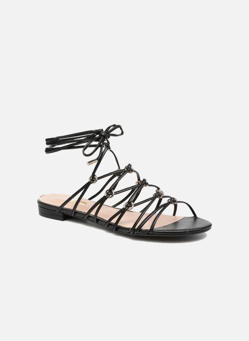 Sandalen Guess Racha schwarz detaillierte ansicht/modell