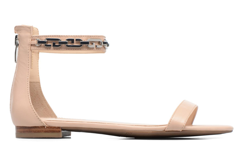 Sandali e scarpe aperte Guess Rafina Beige immagine posteriore