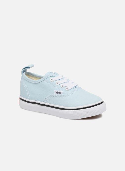 e65936376ee Vans Authentic Elastic Lace BB (Blauw) - Sneakers chez Sarenza (314009)