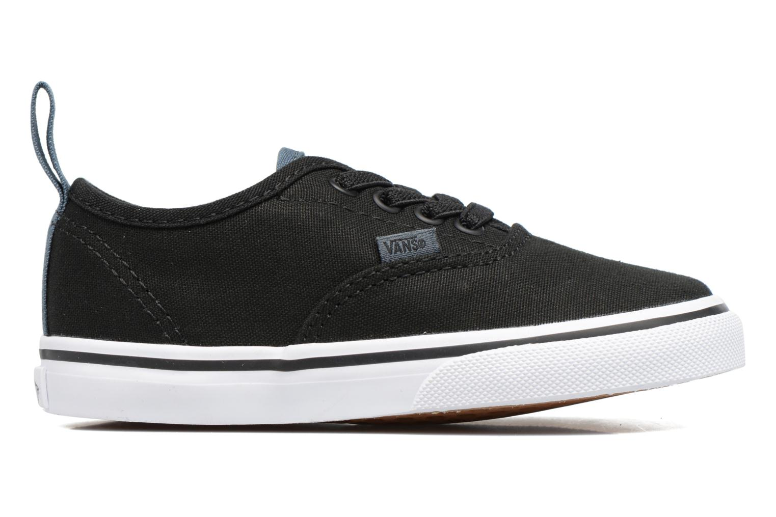 Sneakers Vans Authentic Elastic Lace BB Nero immagine posteriore