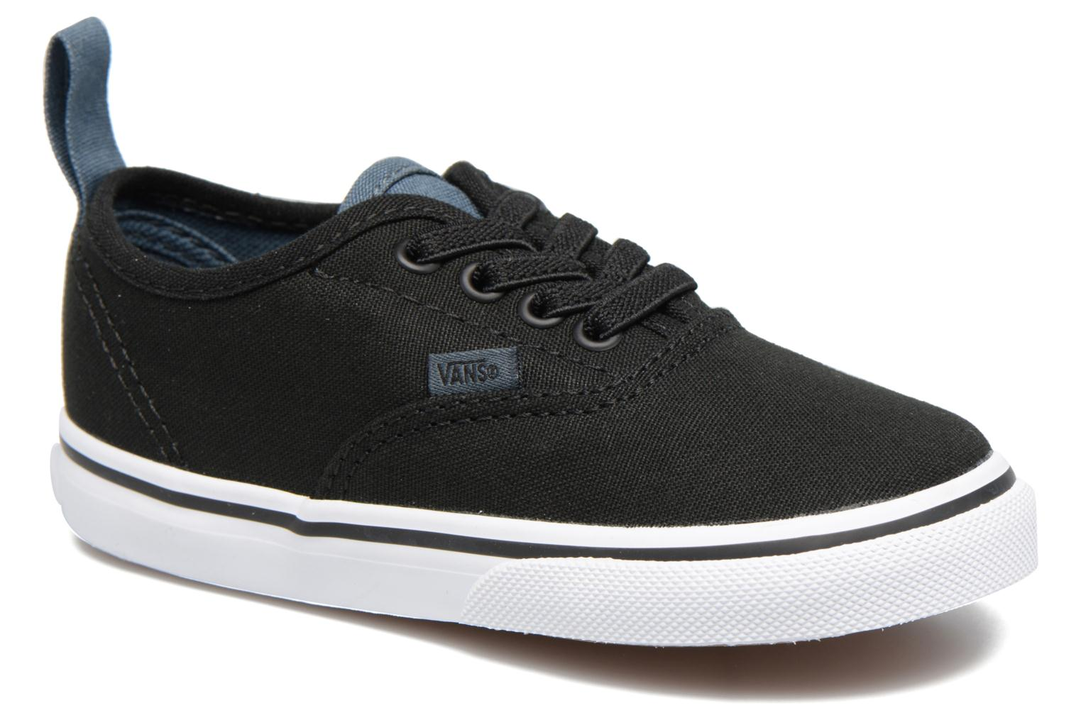 Sneakers Vans Authentic Elastic Lace BB Sort detaljeret billede af skoene