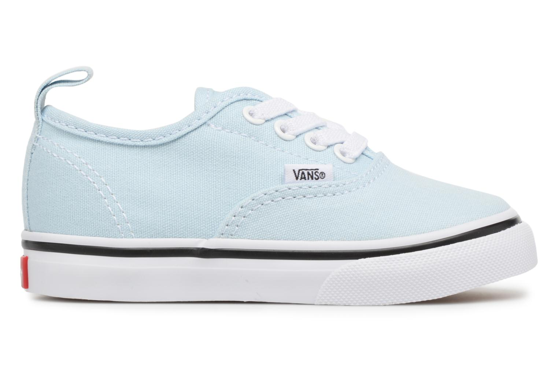 Sneakers Vans Authentic Elastic Lace BB Blauw achterkant