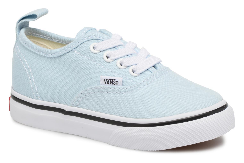 Sneakers Vans Authentic Elastic Lace BB Blauw detail