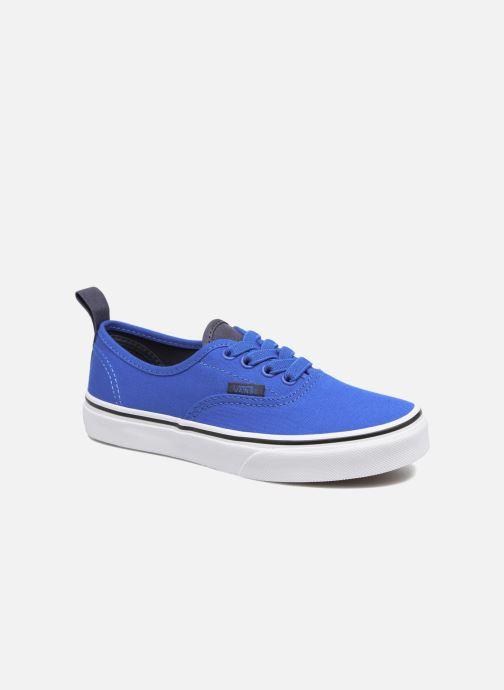 040d9337056 Vans Authentic Elastic Lace (Blauw) - Sneakers chez Sarenza (287154)