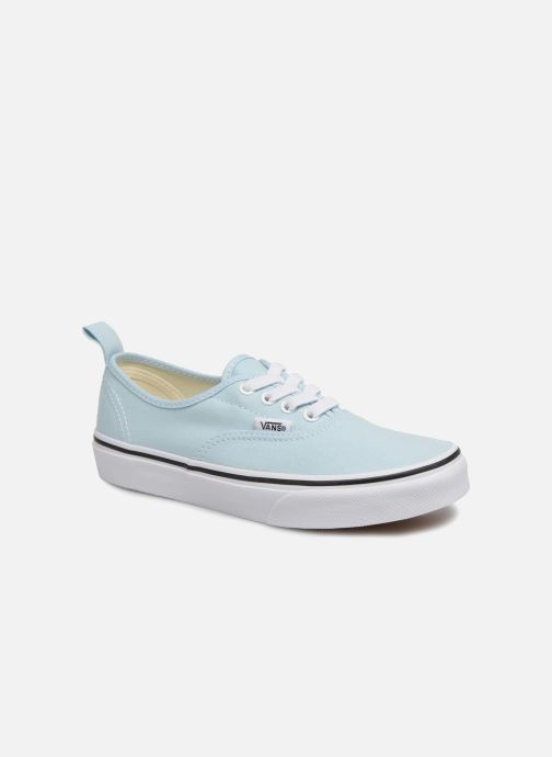 b0e7092b3a3 Vans Authentic Elastic Lace (Blauw) - Sneakers chez Sarenza (314010)