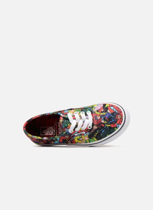 Sneakers Vans Authentic Elastic Lace Multicolore immagine sinistra