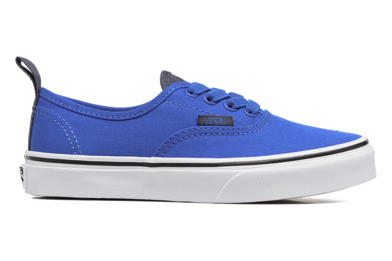 Sneaker Vans Authentic Elastic Lace blau ansicht von hinten