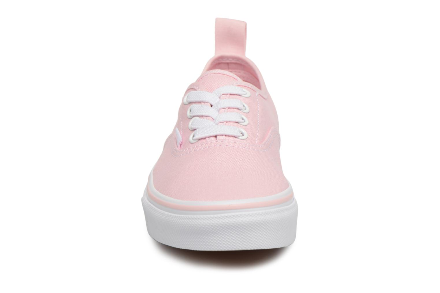 Sneakers Vans Authentic Elastic Lace Roze model