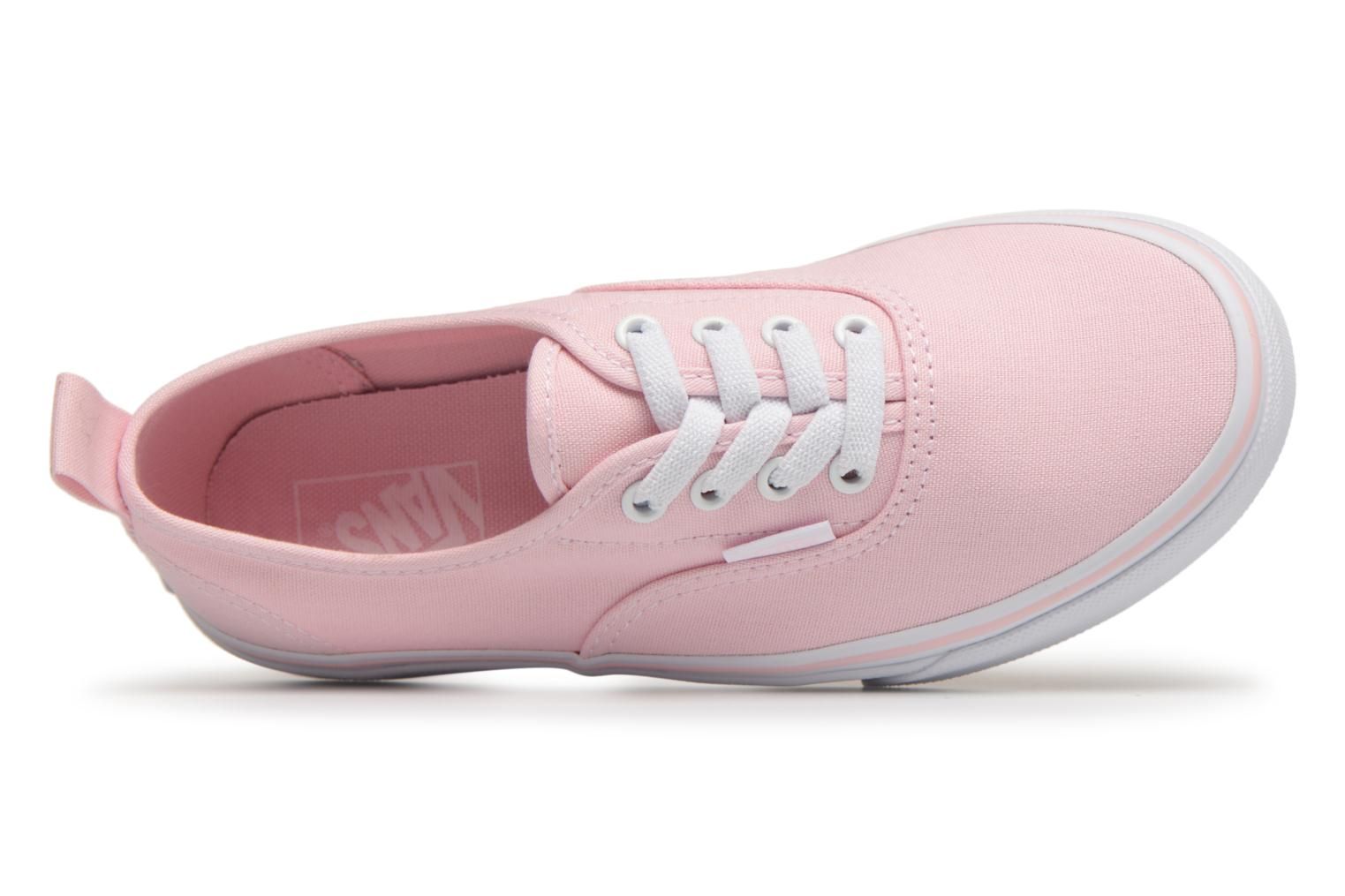 Sneakers Vans Authentic Elastic Lace Roze links