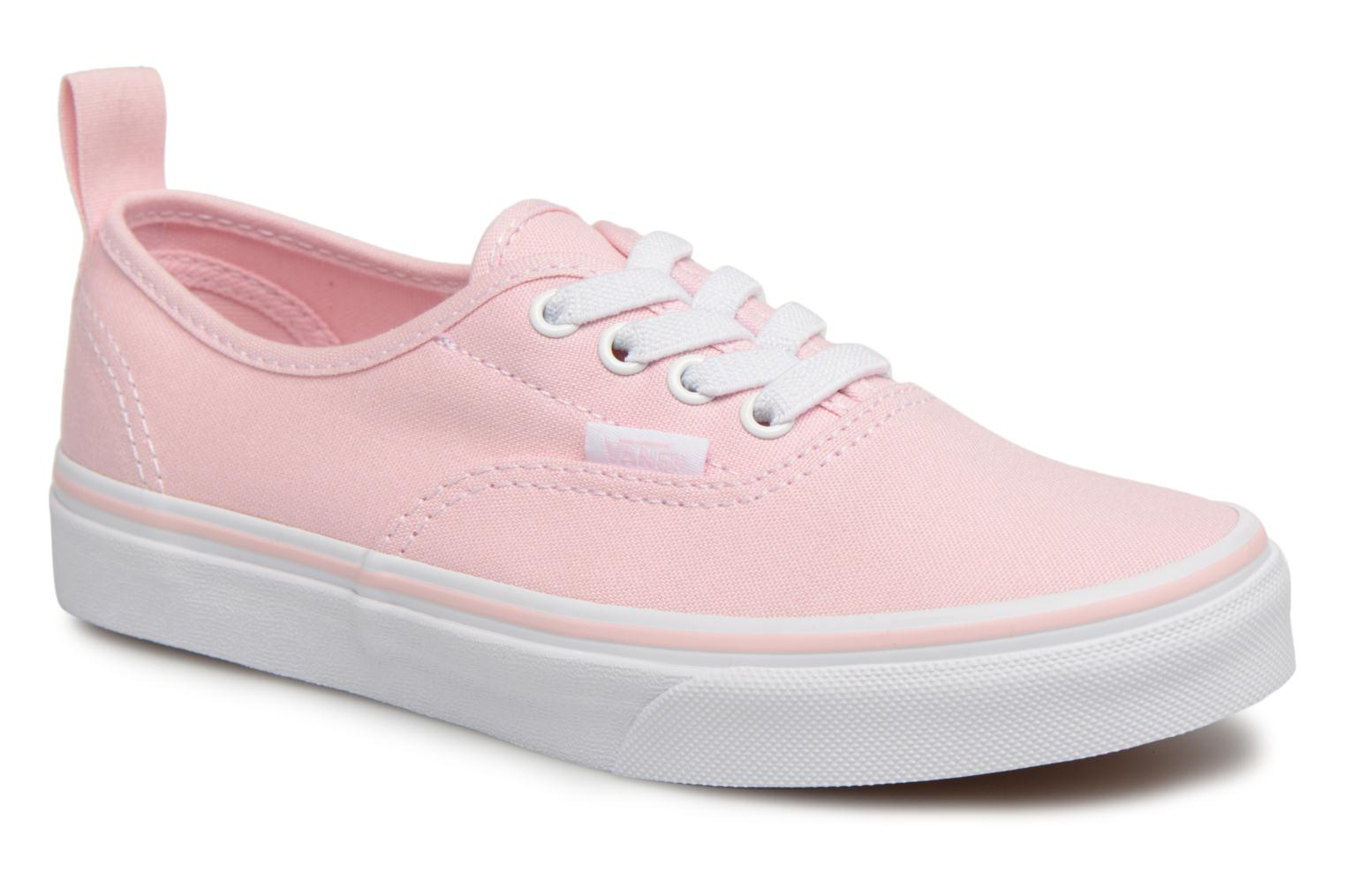 Sneakers Vans Authentic Elastic Lace Roze detail
