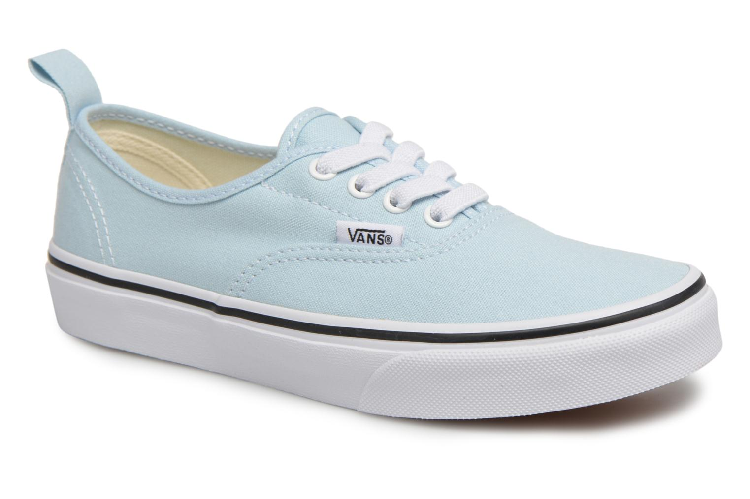 Trainers Vans Authentic Elastic Lace Blue detailed view/ Pair view