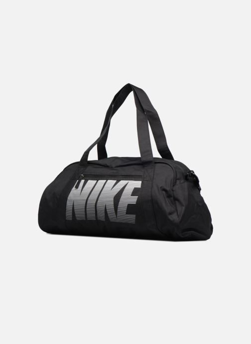 bfa20339df903 ... detaillierte ansicht modell. Sporttaschen Nike Women s Nike Gym Club  Training Duffel Bag schwarz schuhe getragen