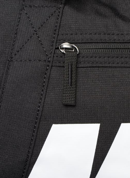 Bolsas de deporte Nike Women's Nike Gym Club Training Duffel Bag Negro vista lateral izquierda