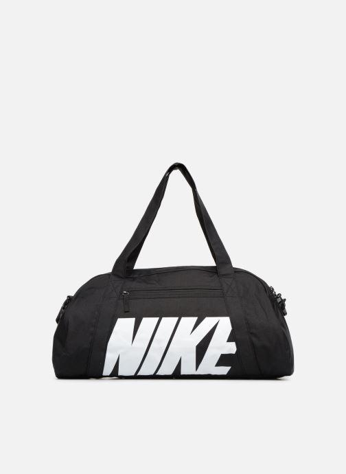 Bolsas de deporte Nike Women's Nike Gym Club Training Duffel Bag Negro vista de detalle / par