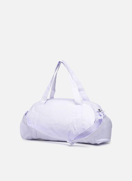 Sacs de sport Nike Women's Nike Gym Club Training Duffel Bag Violet vue droite