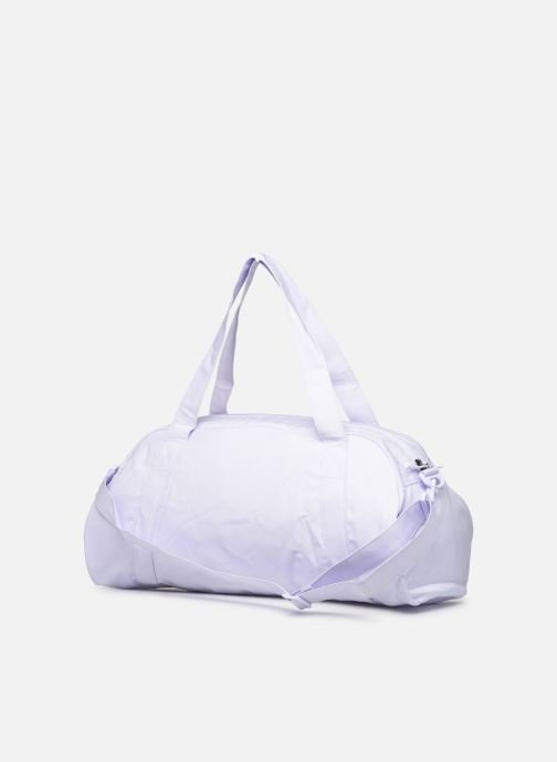 Sports bags Nike Women's Nike Gym Club Training Duffel Bag Purple view from the right