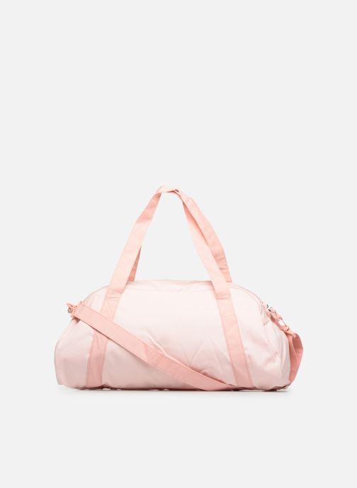 Bolsas de deporte Nike Women's Nike Gym Club Training Duffel Bag Rosa vista de frente