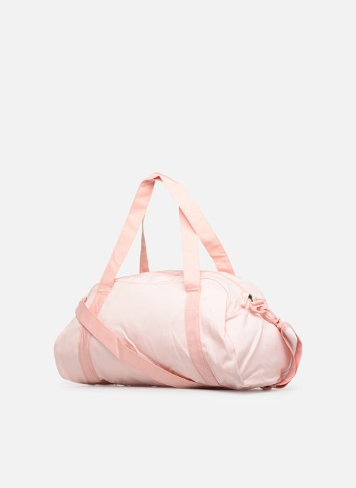 Bolsas de deporte Nike Women's Nike Gym Club Training Duffel Bag Rosa vista lateral derecha
