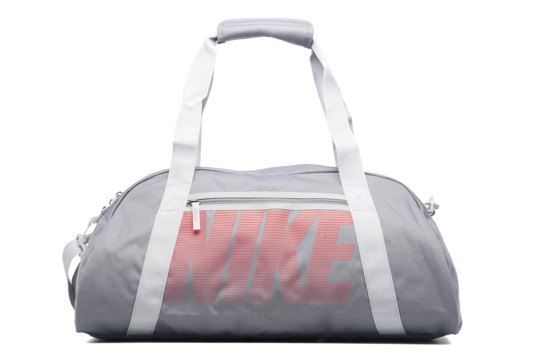 1d137b686645 Nike Gym Club Training Duffel Bag Cool Grey Lava Glow