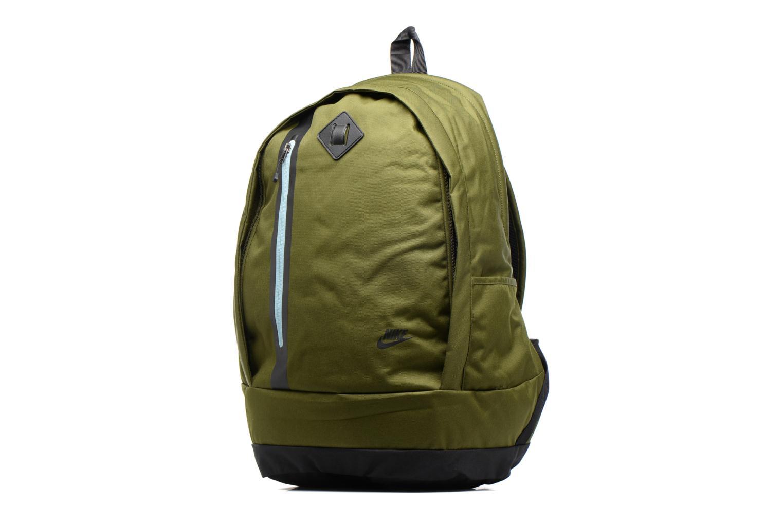 Sacs à dos Nike Men's Nike Cheyenne 3.0 Solid Backpack Vert vue portées chaussures