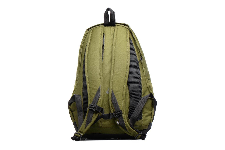 Sacs à dos Nike Men's Nike Cheyenne 3.0 Solid Backpack Vert vue face