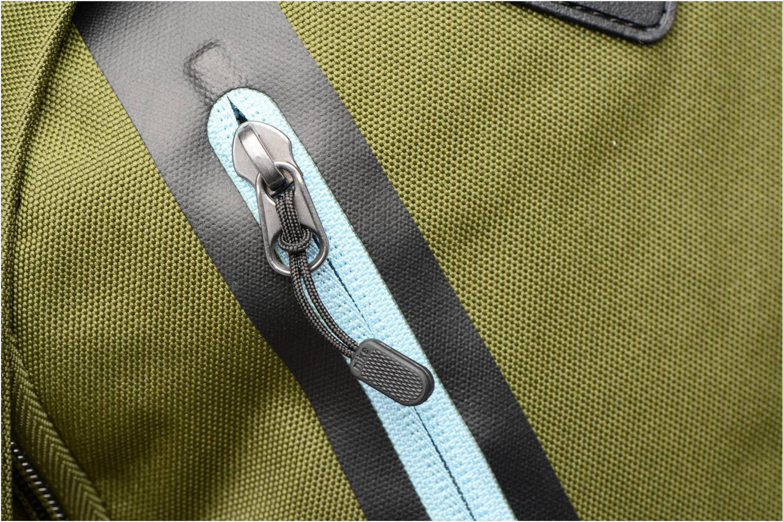 Sacs à dos Nike Men's Nike Cheyenne 3.0 Solid Backpack Vert vue gauche