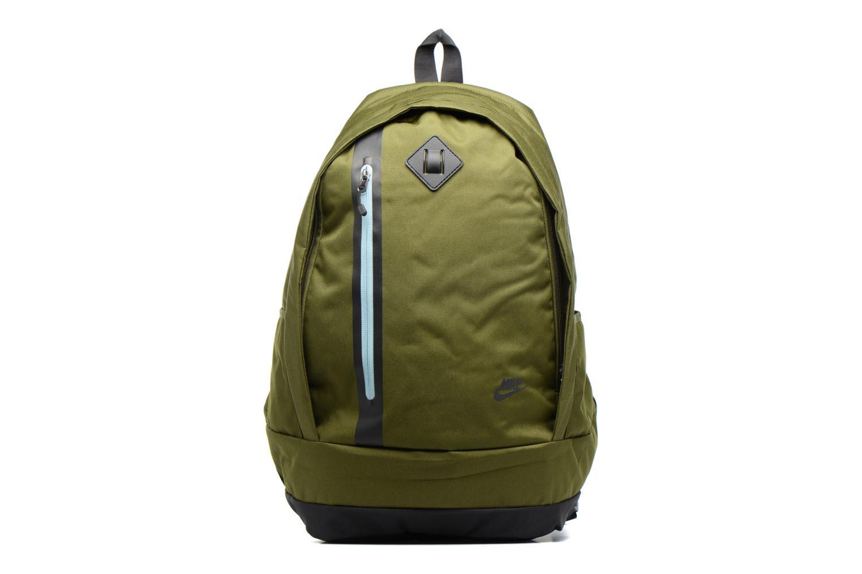 Sacs à dos Nike Men's Nike Cheyenne 3.0 Solid Backpack Vert vue détail/paire