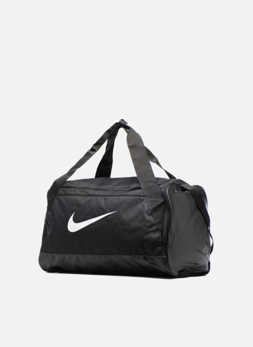 Bolsas de deporte Nike Nike Brasilia Training Duffel Bag S Negro vista del modelo