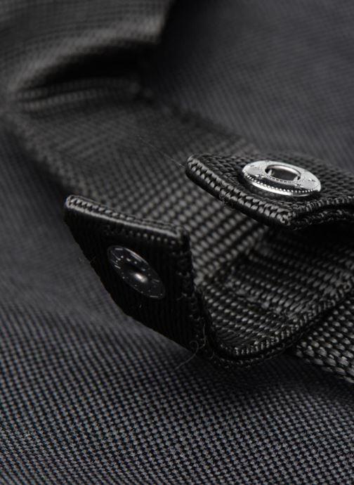 Bolsas de deporte Nike Nike Brasilia Training Duffel Bag S Negro vista lateral izquierda