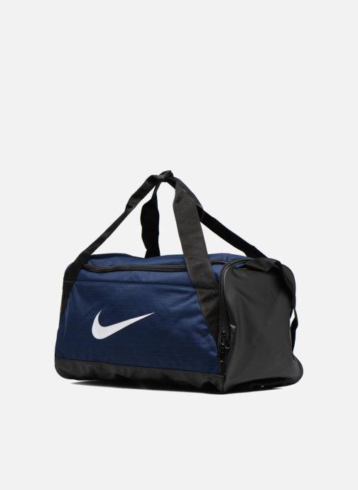 Sporttaschen Nike Nike Brasilia Training Duffel Bag S blau schuhe getragen