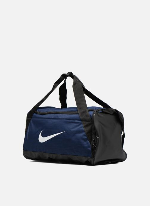 Sports bags Nike Nike Brasilia Training Duffel Bag S Blue model view