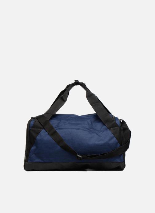 Sporttassen Nike Nike Brasilia Training Duffel Bag S Blauw voorkant